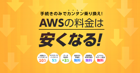 AWS請求代行・活用支援サービス